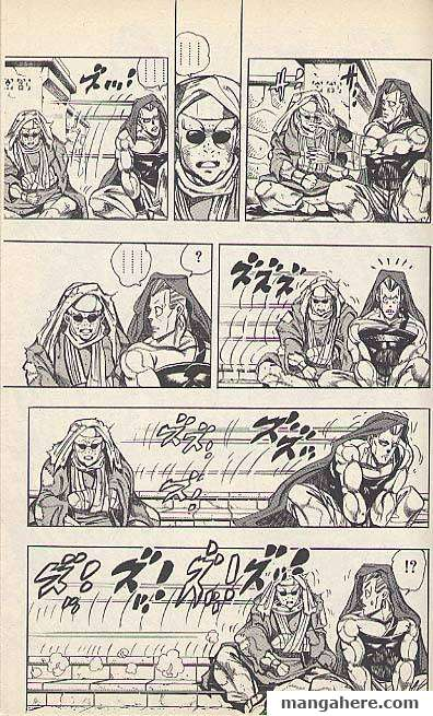 JoJo's Bizarre Adventure Part 3: Stardust Crusaders 108 Page 2