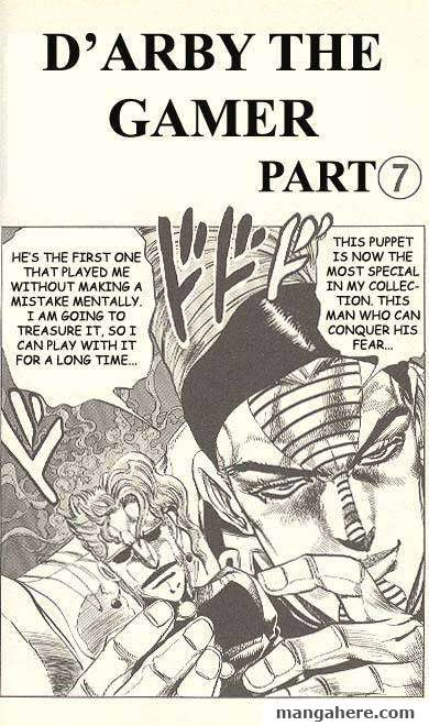 JoJo's Bizarre Adventure Part 3: Stardust Crusaders 119 Page 2