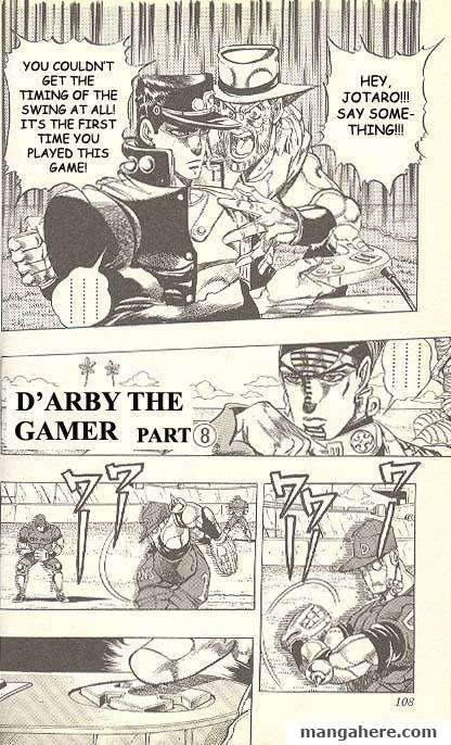 JoJo's Bizarre Adventure Part 3: Stardust Crusaders 120 Page 1