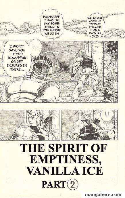 JoJo's Bizarre Adventure Part 3: Stardust Crusaders 124 Page 2