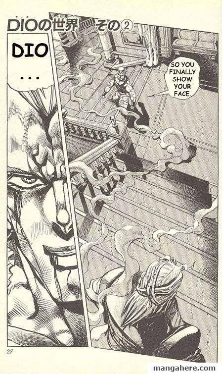 JoJo's Bizarre Adventure Part 3: Stardust Crusaders 134 Page 1