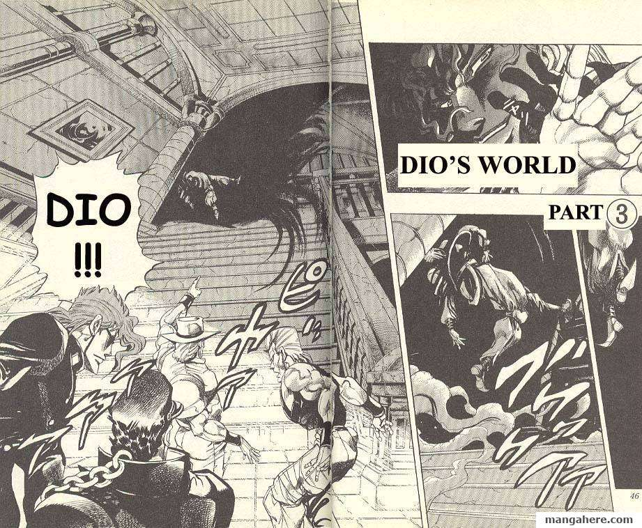 JoJo's Bizarre Adventure Part 3: Stardust Crusaders 134 Page 2