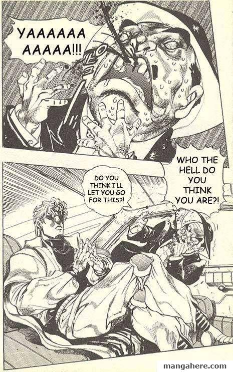 JoJo's Bizarre Adventure Part 3: Stardust Crusaders 137 Page 2