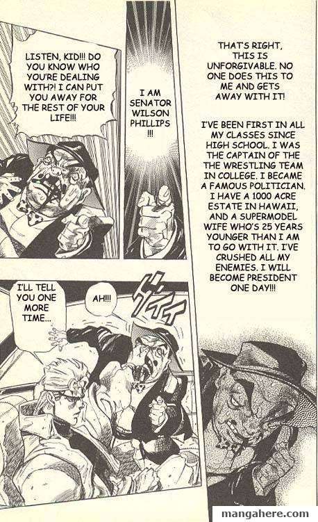 JoJo's Bizarre Adventure Part 3: Stardust Crusaders 137 Page 3
