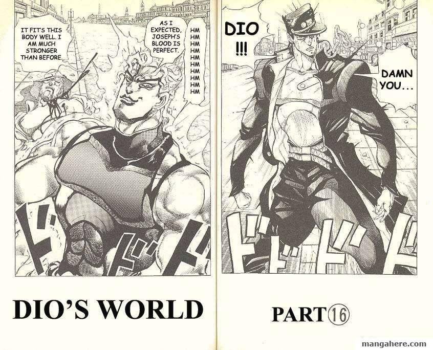JoJo's Bizarre Adventure Part 3: Stardust Crusaders 146 Page 1