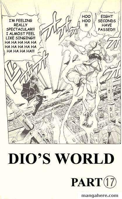 JoJo's Bizarre Adventure Part 3: Stardust Crusaders 149 Page 1