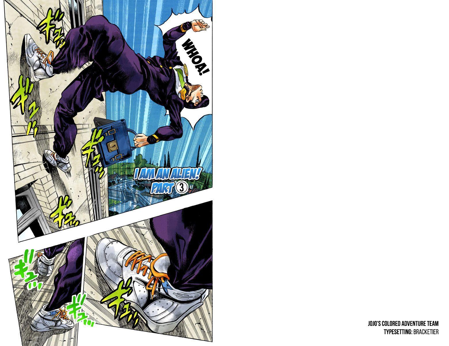 JoJo's Bizarre Adventure Part 4: Diamond is Unbreakable 13 Page 2