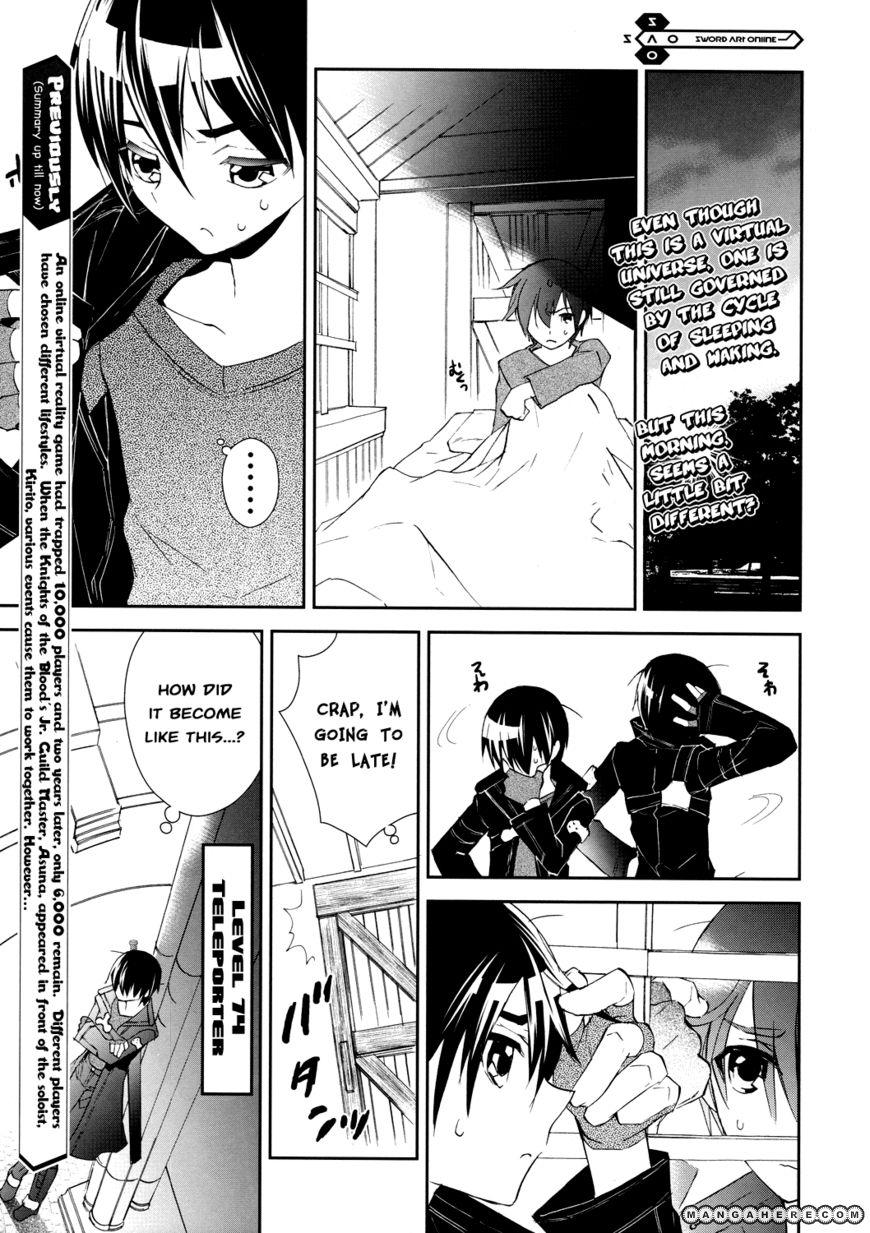Sword Art Online 4 Page 1