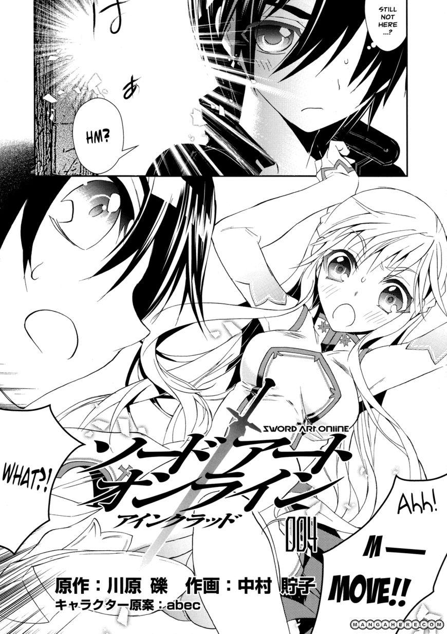 Sword Art Online 4 Page 2
