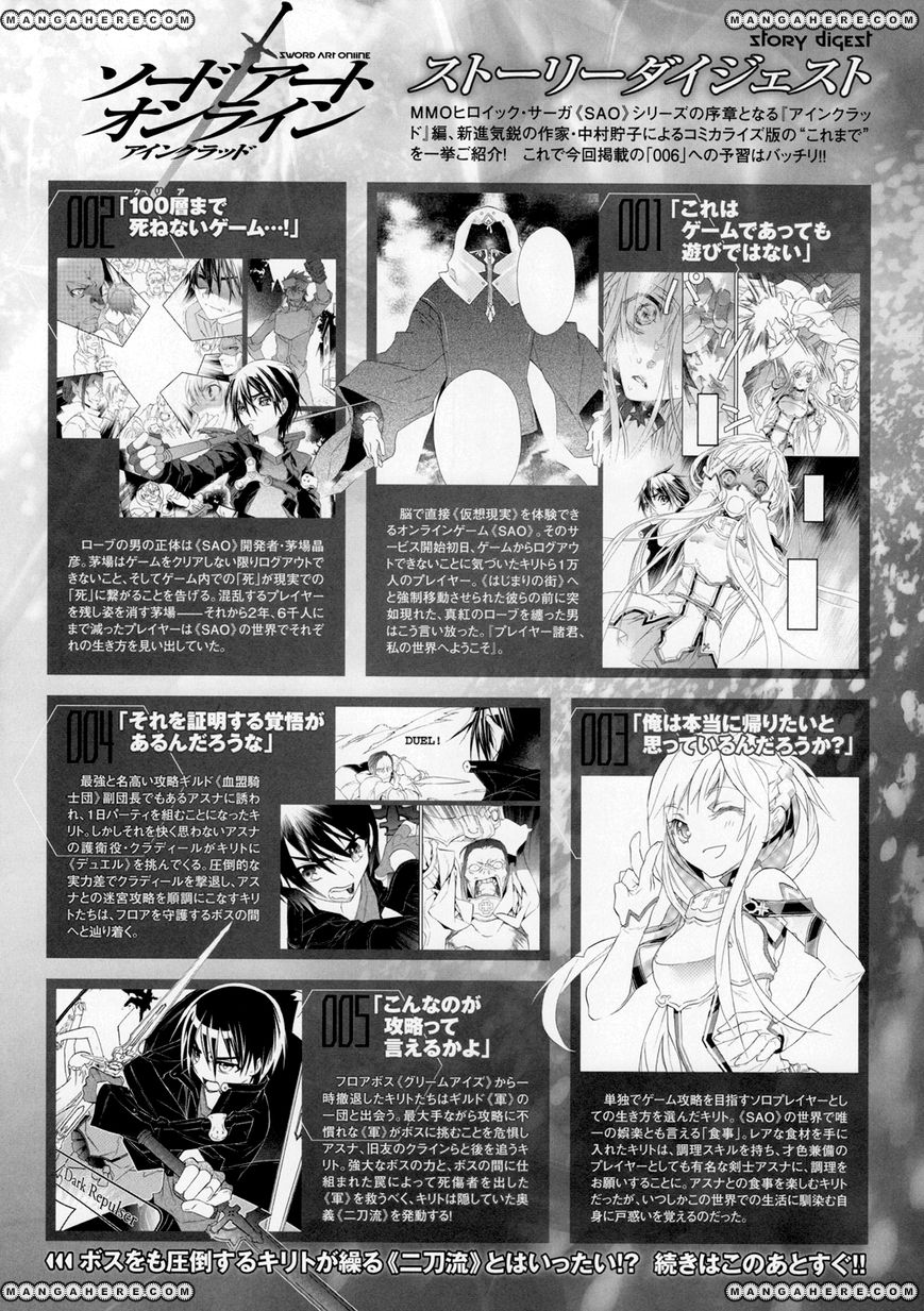 Sword Art Online 6 Page 3