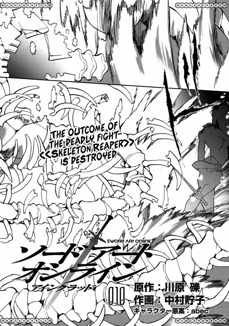 Sword Art Online 10 Page 2
