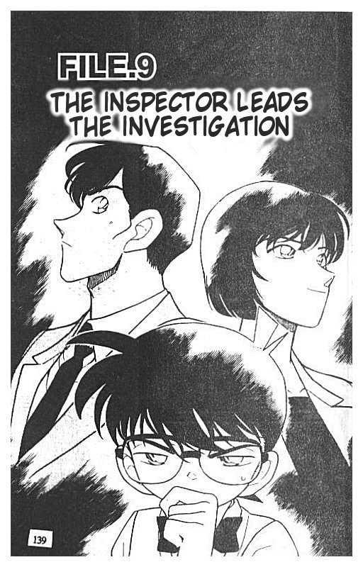 Detective Conan 9 Page 1