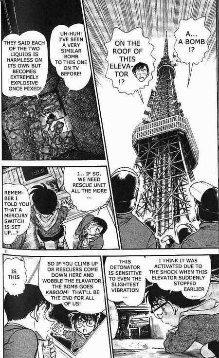 Detective Conan 11 Page 2
