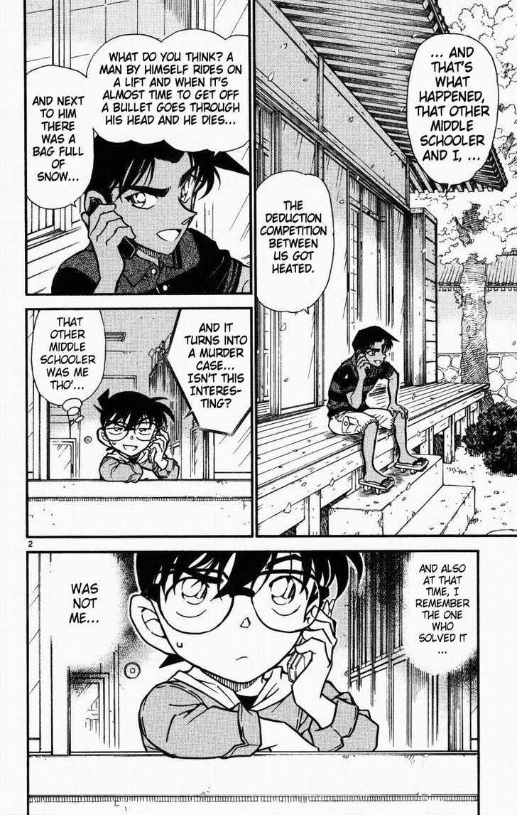Detective Conan 9 Page 2