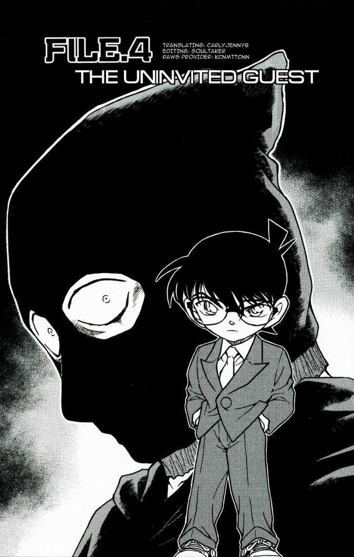 Detective Conan 536 Page 1