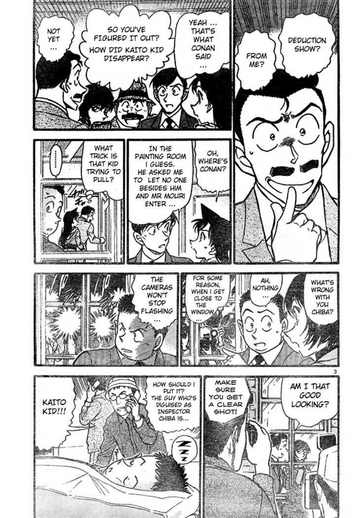 Detective Conan 547 Page 3