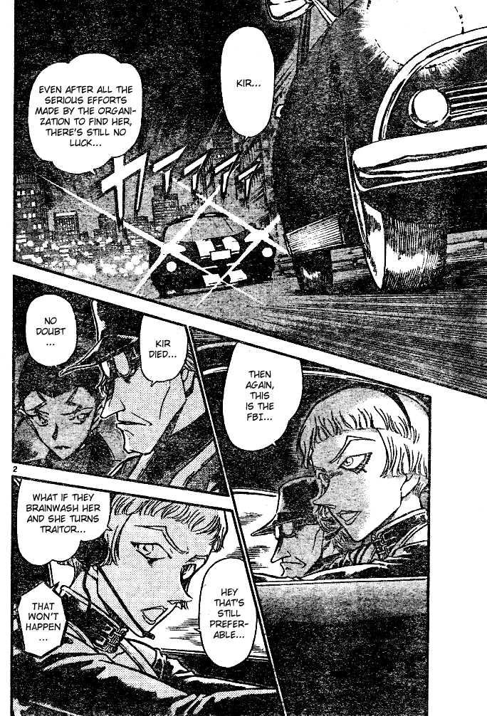 Detective Conan 553 Page 2