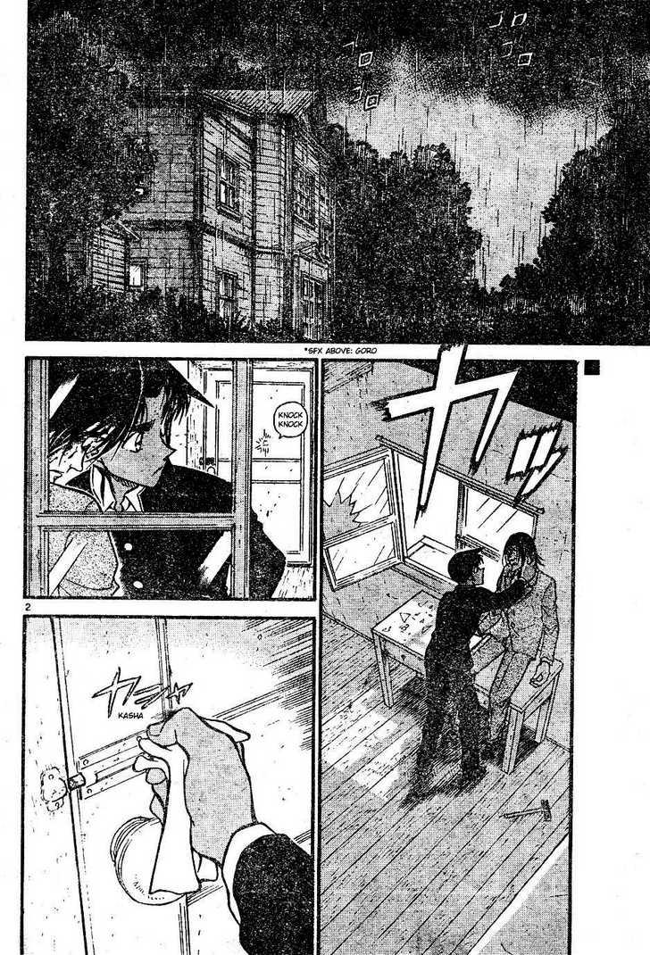 Detective Conan 565 Page 2