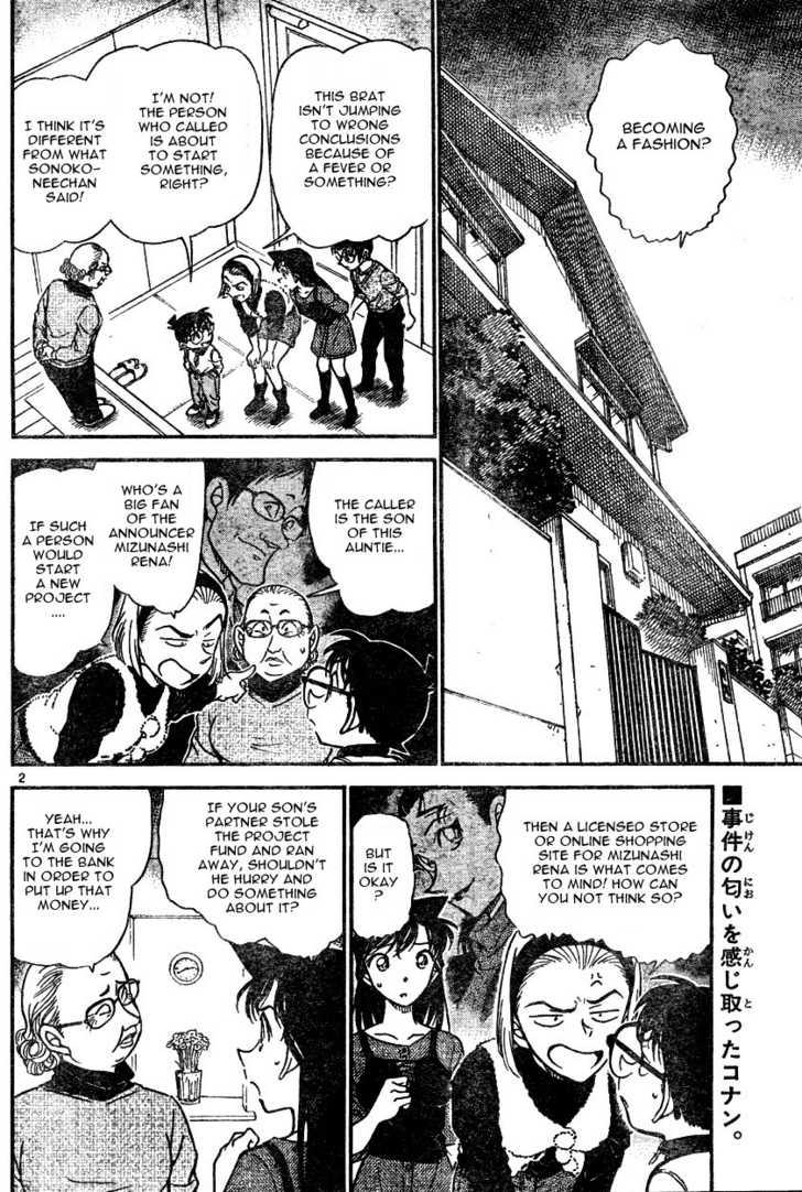 Detective Conan 586 Page 2
