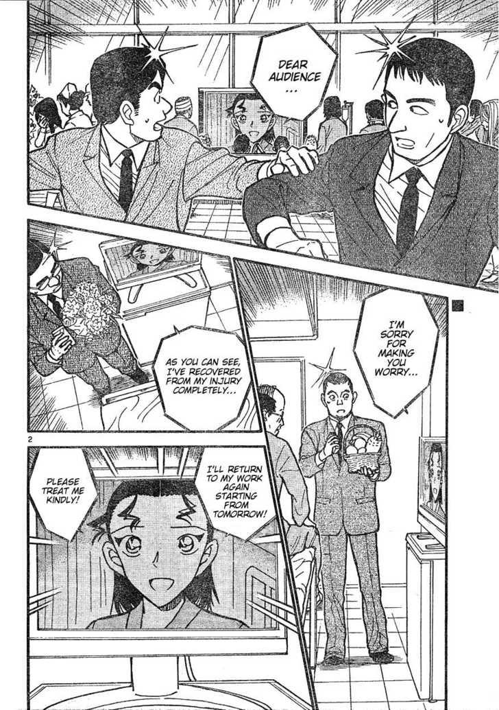 Detective Conan 602 Page 2