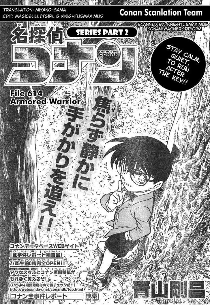 Detective Conan 614 Page 2