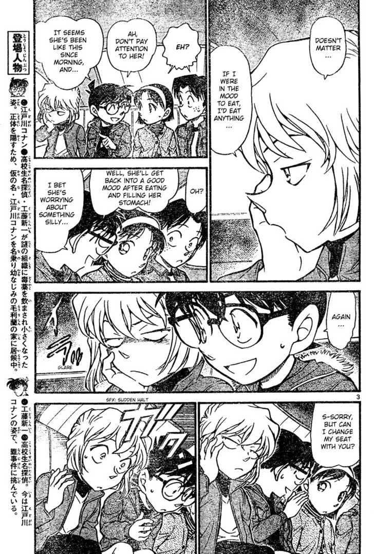 Detective Conan 635 Page 3