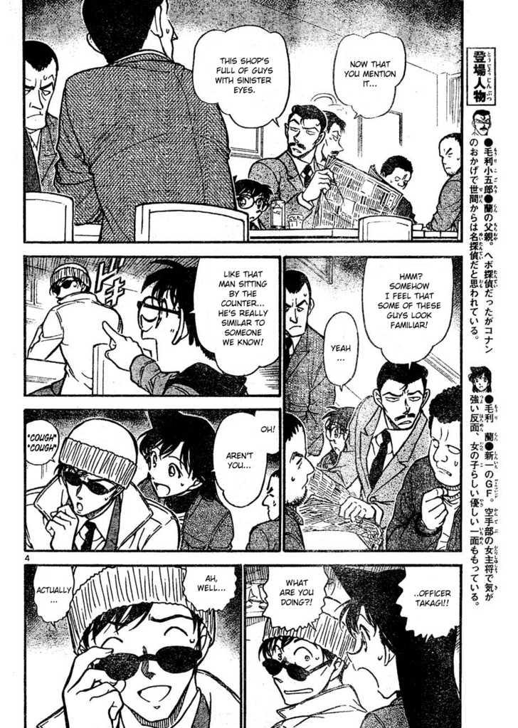 Detective Conan 641 Page 4