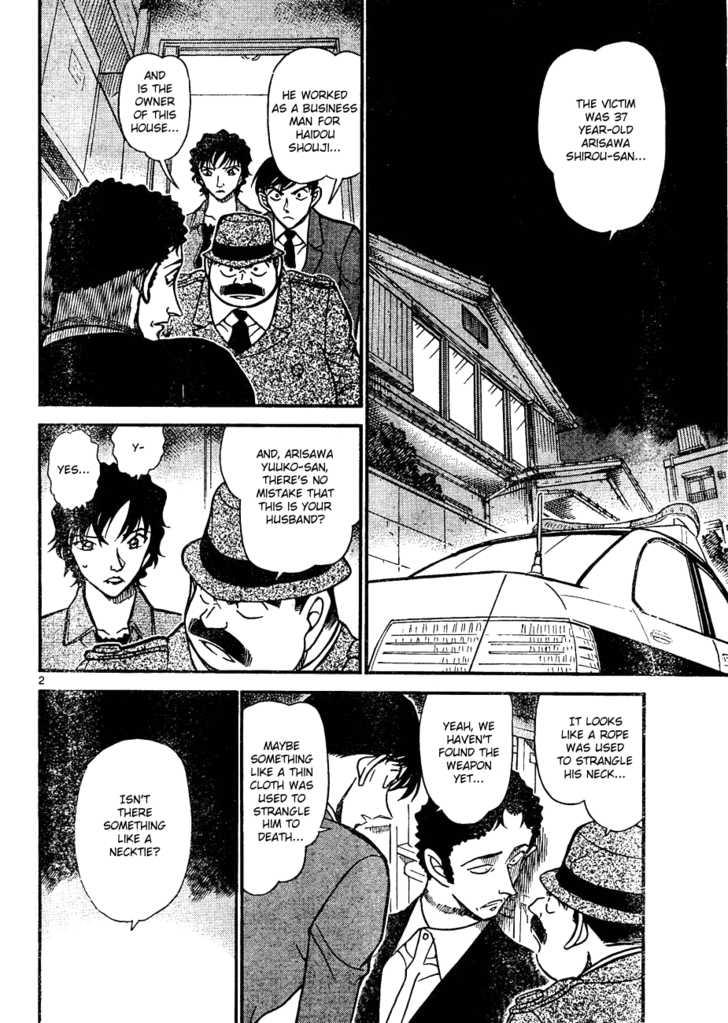 Detective Conan 644 Page 2