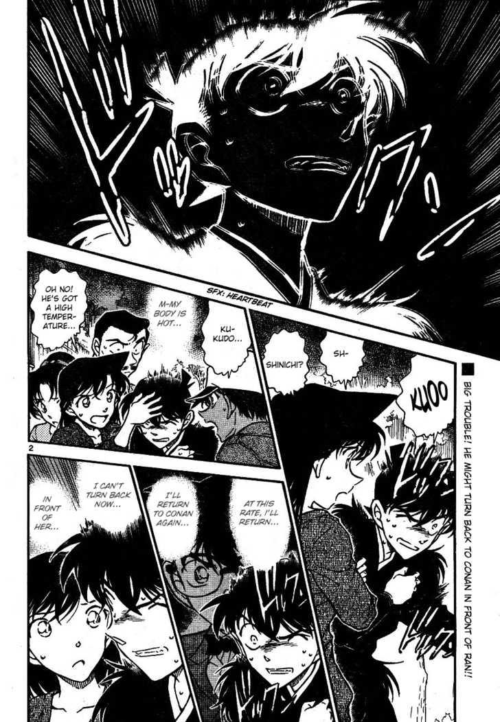 Detective Conan 652 Page 2