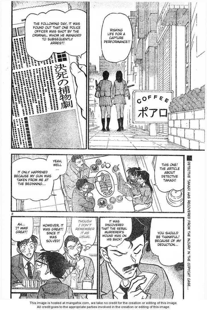 Detective Conan 674 Page 2