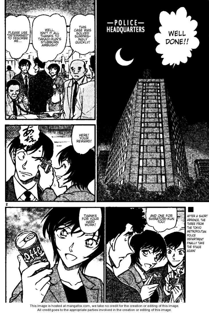 Detective Conan 687 Page 2