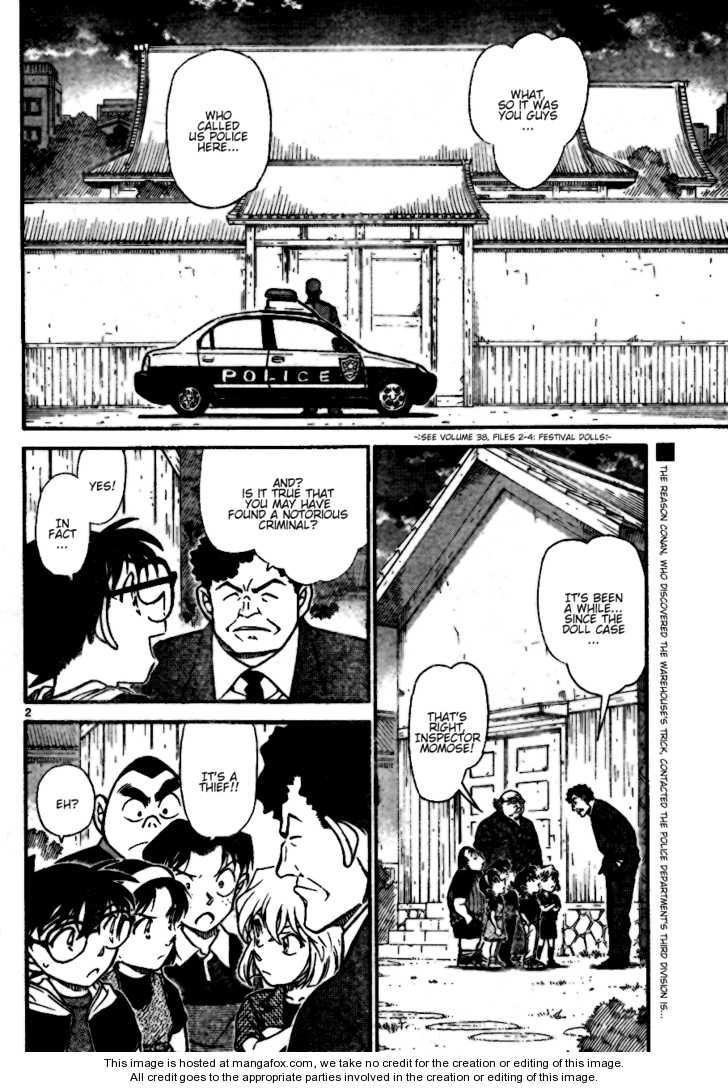 Detective Conan 692 Page 2