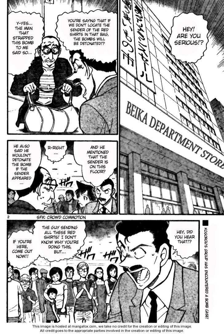 Detective Conan 701 Page 2