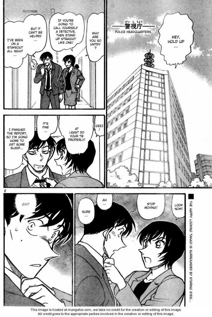 Detective Conan 705 Page 2