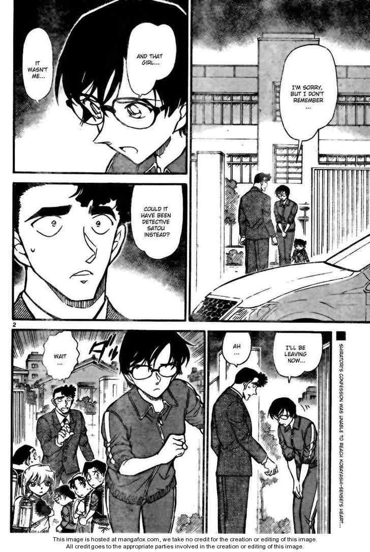 Detective Conan 708 Page 2