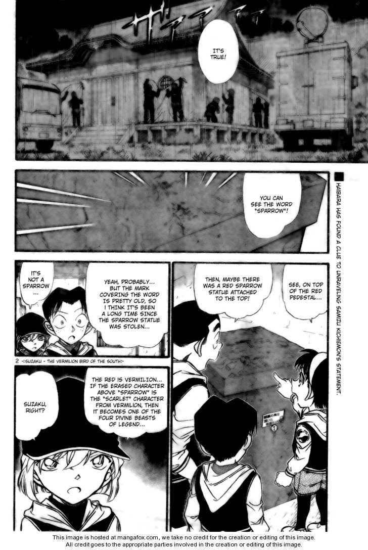 Detective Conan 714 Page 2