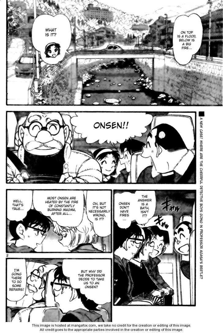 Detective Conan 722 Page 2
