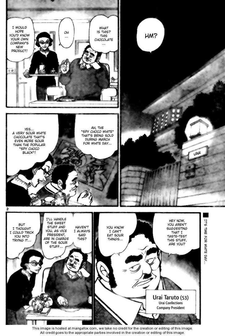 Detective Conan 725 Page 2
