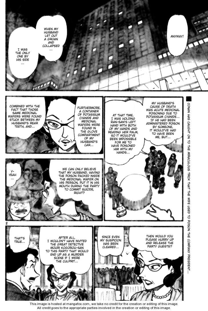 Detective Conan 727 Page 2