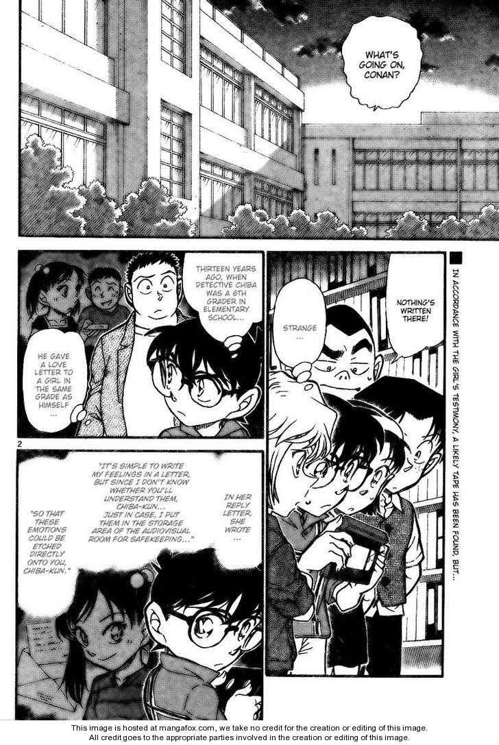 Detective Conan 742 Page 2