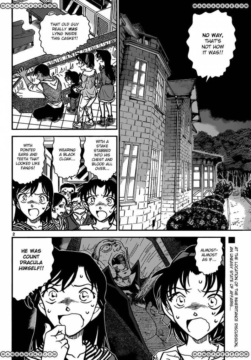 Detective Conan 835 Page 2