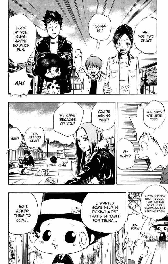 Katekyo Hitman Reborn 42 Page 18