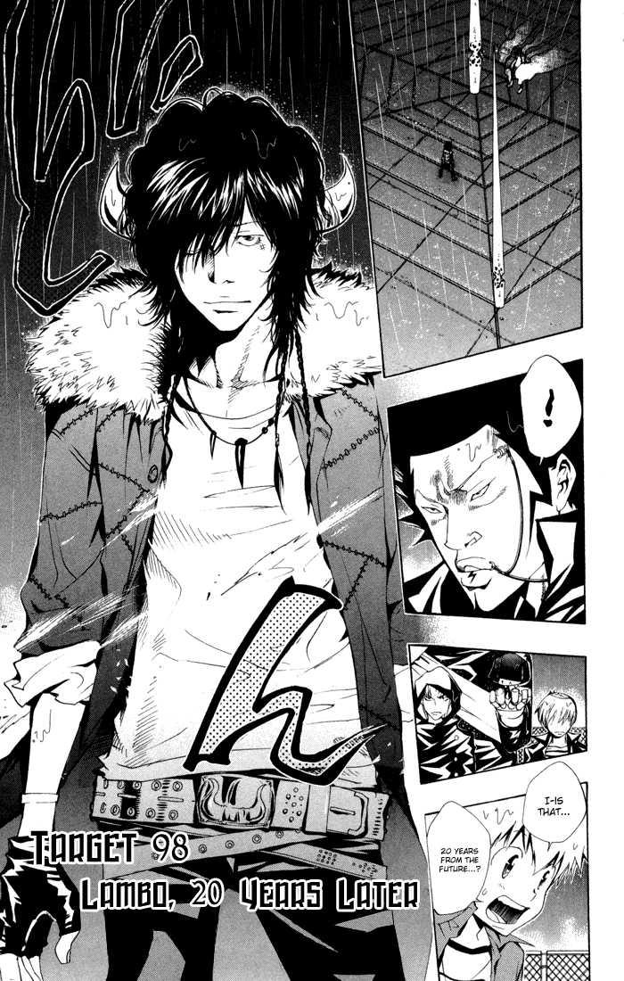 Katekyo Hitman Reborn 98 Page 1