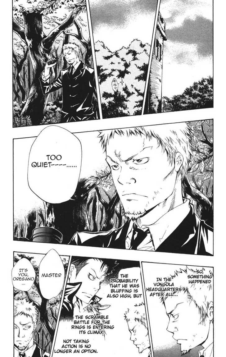 Katekyo Hitman Reborn 106 Page 3