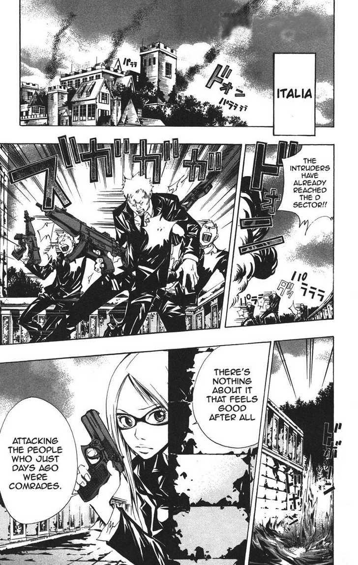 Katekyo Hitman Reborn 112 Page 1