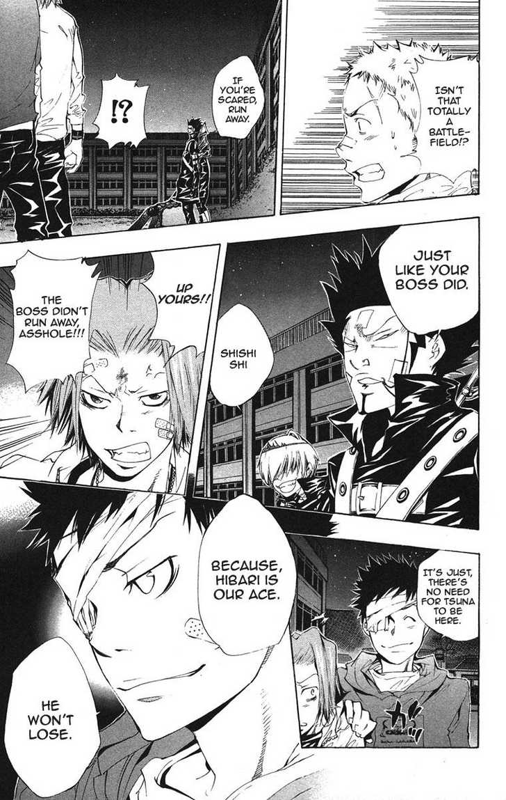 Katekyo Hitman Reborn 119 Page 3