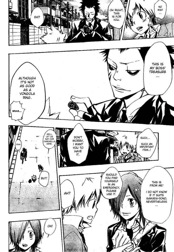 Katekyo Hitman Reborn 136 Page 4