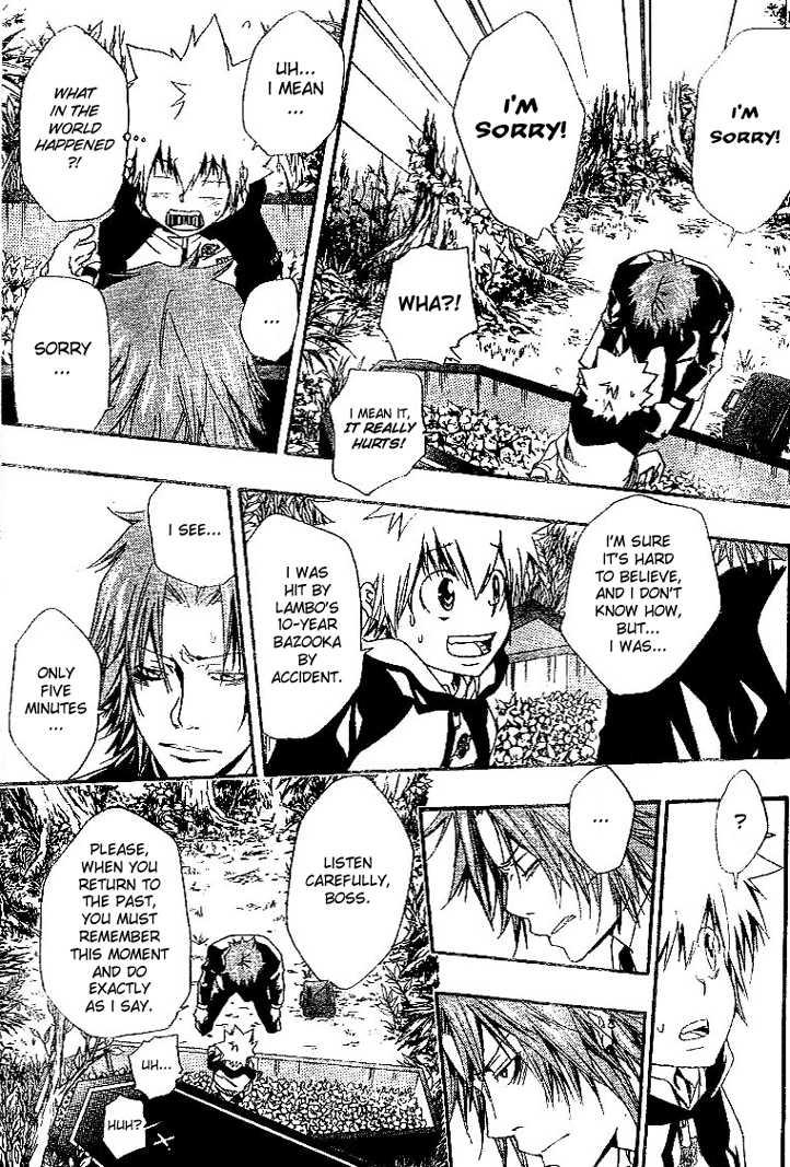 Katekyo Hitman Reborn 137 Page 3