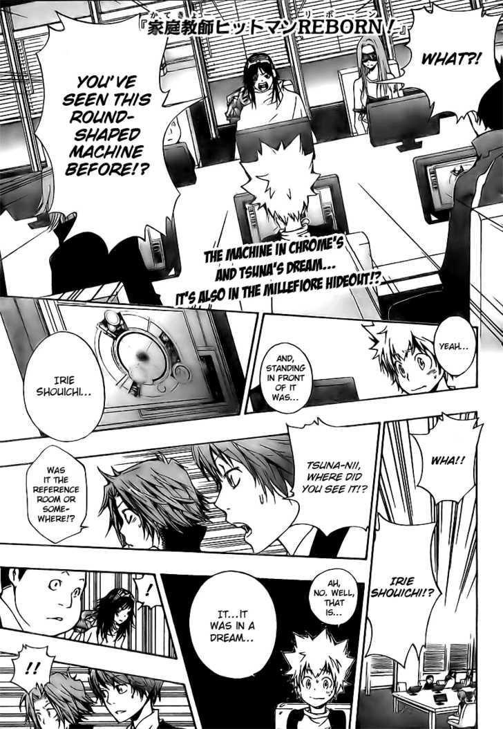 Katekyo Hitman Reborn 173 Page 1