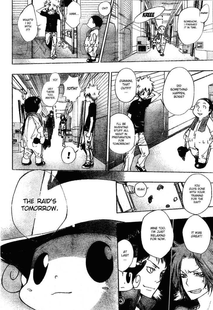 Katekyo Hitman Reborn 174 Page 2